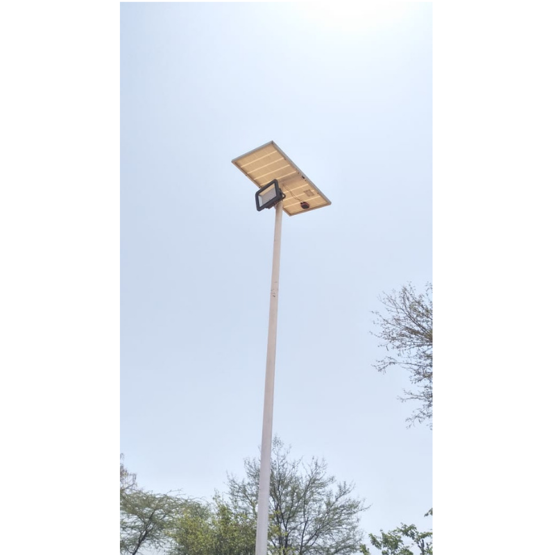 solar highmast manufacturer in ahmedabad